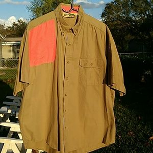 Bob Allen Hunting Short Sleeve Shirt